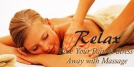 Special Massage Discount at Relax Awhile Therapeutic Massage!