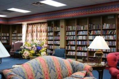 Library at The Craig