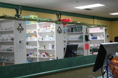 On-site Pharmacy and medical supplies at The Craig