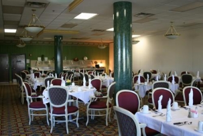 Enjoy our clean, spacious dining center