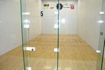5 Racquetball Courts