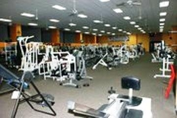 6,700 Sq. Ft. Weight Room