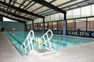 Indoor Junior Olympic Pool
