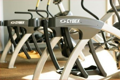 State-of-art Cybex equipment is available to meet your cardio and strength training needs