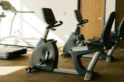 We also offer NuStep machines (seated full body workout).