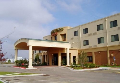 Welcome to Courtyard Marriott Amarillo!