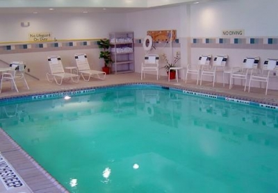 Enjoy our indoor pool!
