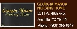 Georgia Manor Nursing Home